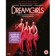 Produktbilde for Dreamgirls: Director's Cut (UK-import) (BLU-RAY)