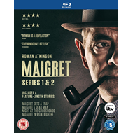 Produktbilde for Maigret - Sesong 1-2 (UK-import) (BLU-RAY)