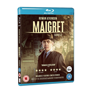 Maigret - Sesong 2 (UK-import) (BLU-RAY)