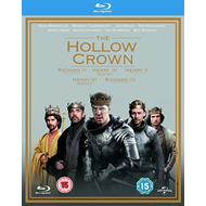 The Hollow Crown - Sesong 1-2 (UK-import) (BLU-RAY)