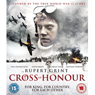 Produktbilde for Into The White / Cross Of Honour (UK-import) (BLU-RAY)