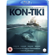 Produktbilde for Kon-Tiki (2012) (M/Engelske Undertekster) (UK-import) (BLU-RAY)
