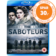 Produktbilde for The Saboteurs (UK-import) (BLU-RAY)