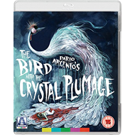 Produktbilde for The Bird With The Crystal Plumage (UK-import) (BLU-RAY)