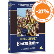 Produktbilde for Broken Arrow (UK-import) (BLU-RAY)