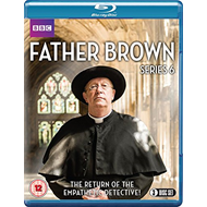 Father Brown - Sesong 6 (UK-import) (BLU-RAY)