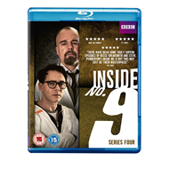 Inside No. 9 - Sesong 4 (UK-import) (BLU-RAY)
