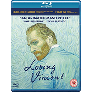 Loving Vincent (UK-import) (BLU-RAY)