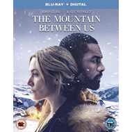 The Mountain Between Us (UK-import) (BLU-RAY)