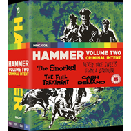 Hammer: Volume Two- Criminal Intent (UK-import) (BLU-RAY)