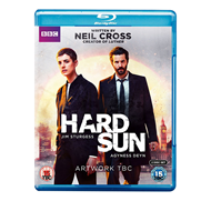 Hard Sun - Sesong 1 (UK-import) (BLU-RAY)