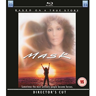 Mask: Director's Cut (UK-import) (BLU-RAY)