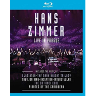 Produktbilde for Hans Zimmer - Live In Prague (BLU-RAY)