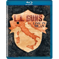 Produktbilde for L.A. Guns - Live In Milan (BLU-RAY)