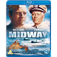 The Battle Of Midway (UK-import) (BLU-RAY)