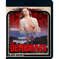 The Demoniacs (UK-import) (BLU-RAY)