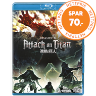Produktbilde for Attack On Titan - Sesong 2 (UK-import) (BLU-RAY)