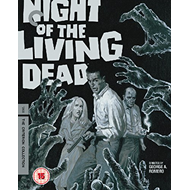 Night Of The Living Dead - The Criterion Collection (UK-import) (BLU-RAY)