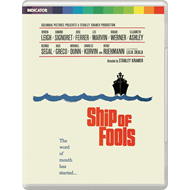 Ship Of Fools (UK-import) (BLU-RAY)
