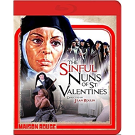 The Sinful Nuns Of St. Valentine (UK-import) (BLU-RAY)