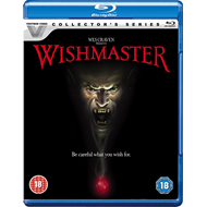 Wishmaster (UK-import) (BLU-RAY)