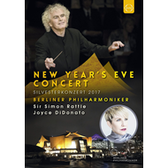 Produktbilde for New Year's Eve Concert 2017 (BLU-RAY)