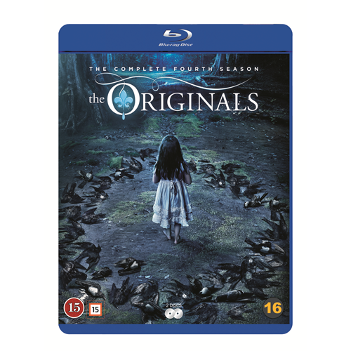 The Originals - Sesong 4 (BLU-RAY)