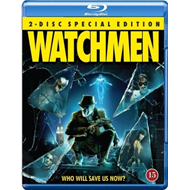 Watchmen - Limited Steelbook Edition (BLU-RAY)