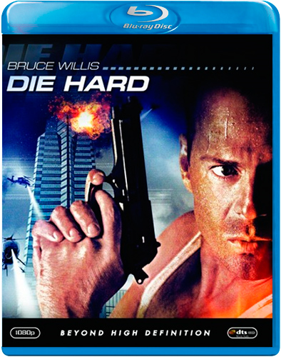 Die Hard - Limited 30th Anniversary Steelbook Edition (DK-import) (BLU-RAY)
