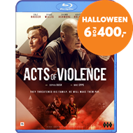 Produktbilde for Acts Of Violence (BLU-RAY)