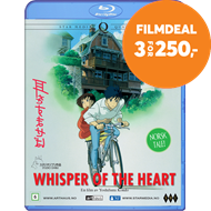 Produktbilde for Whisper Of The Heart (BLU-RAY)