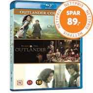 Outlander Collection - Sesong 1-3 (BLU-RAY)