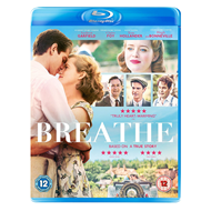 Produktbilde for Breathe (UK-import) (BLU-RAY)