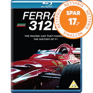 Produktbilde for Ferrari 312b (UK-import) (BLU-RAY)