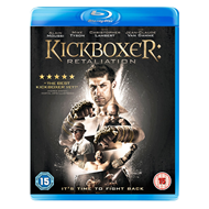 Kickboxer: Retaliation (UK-import) (BLU-RAY)