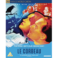 Le Corbeau (UK-import) (BLU-RAY)