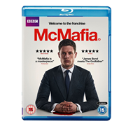McMafia - Sesong 1 (UK-import) (BLU-RAY)