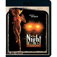 Produktbilde for Night Of The Hunted (UK-import) (BLU-RAY)