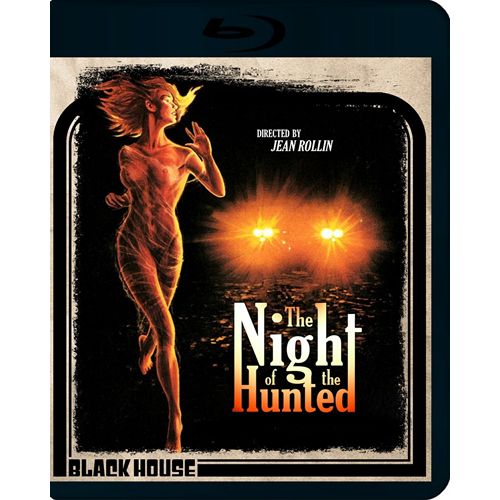 Night Of The Hunted (UK-import) (BLU-RAY)
