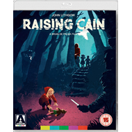 Produktbilde for Raising Cain (UK-import) (BLU-RAY)