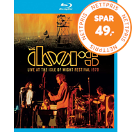 Produktbilde for The Doors - Live At The Isle Of Wight Festival 1970 (BLU-RAY)
