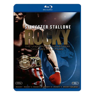 Rocky: The Undisputed Collection (BLU-RAY)