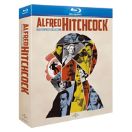 Alfred Hitchcock: Masterpiece Collection (BLU-RAY)