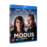 Produktbilde for Modus - Sesong 2 (BLU-RAY)