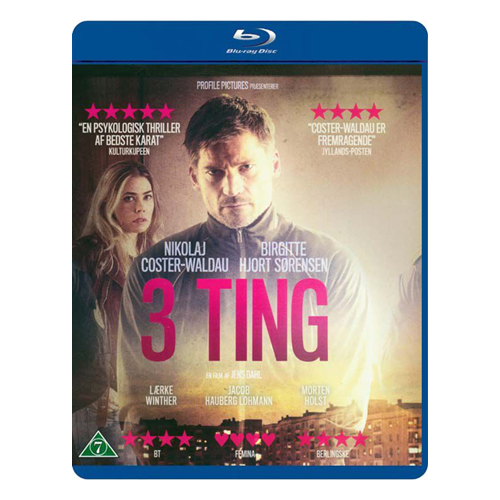 3 Ting (DK-import) (BLU-RAY)