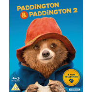 Produktbilde for Paddington / Paddington 2 (UK-import) (BLU-RAY)