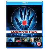 Produktbilde for Logan's Run (UK-import) (BLU-RAY)