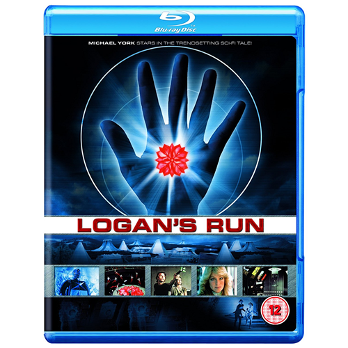 Logan's Run (UK-import) (BLU-RAY)