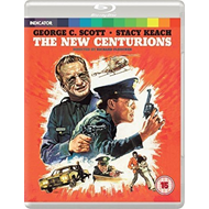 The New Centurions (UK-import) (BLU-RAY)