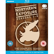 Northern Exposure - The Complete Series (UK-import) (BLU-RAY)